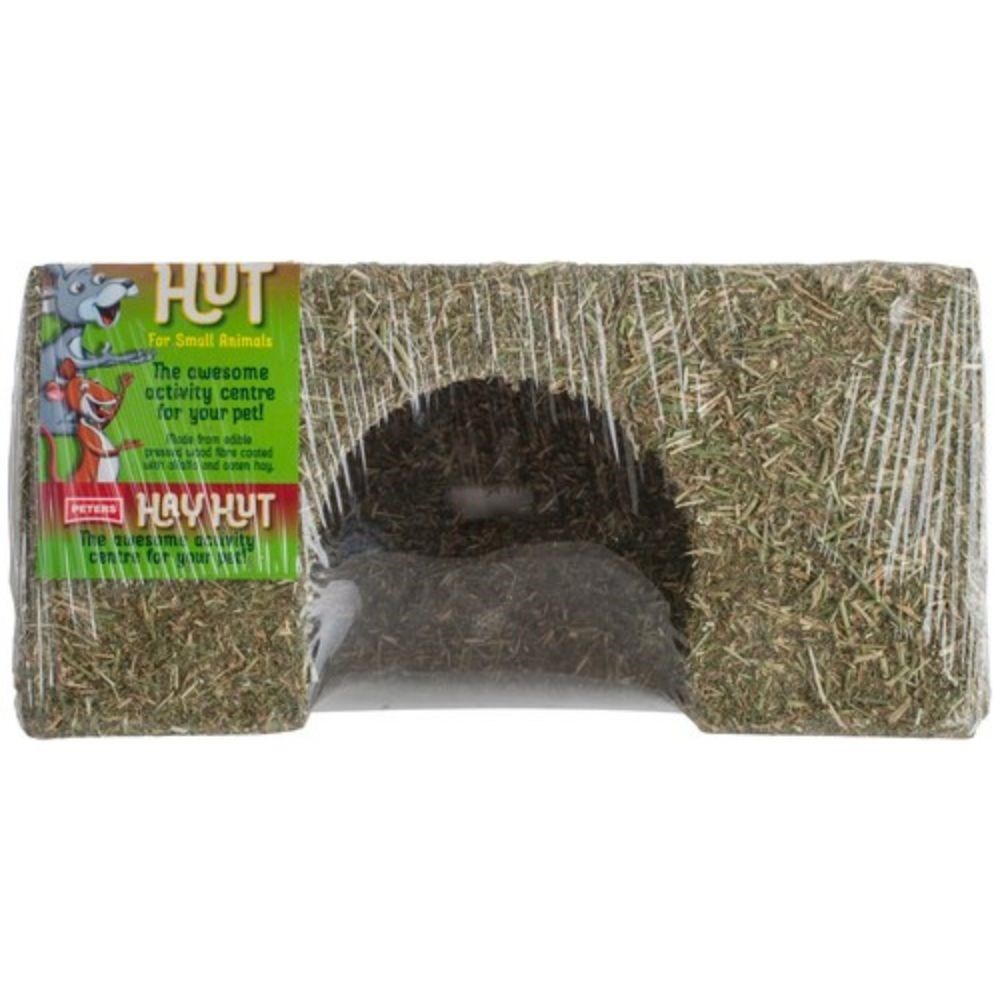 Peters Small Animal Hay Hut Medium