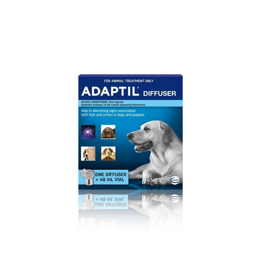 Adaptil Dog Calm Home Diffuser and Refill 48ml