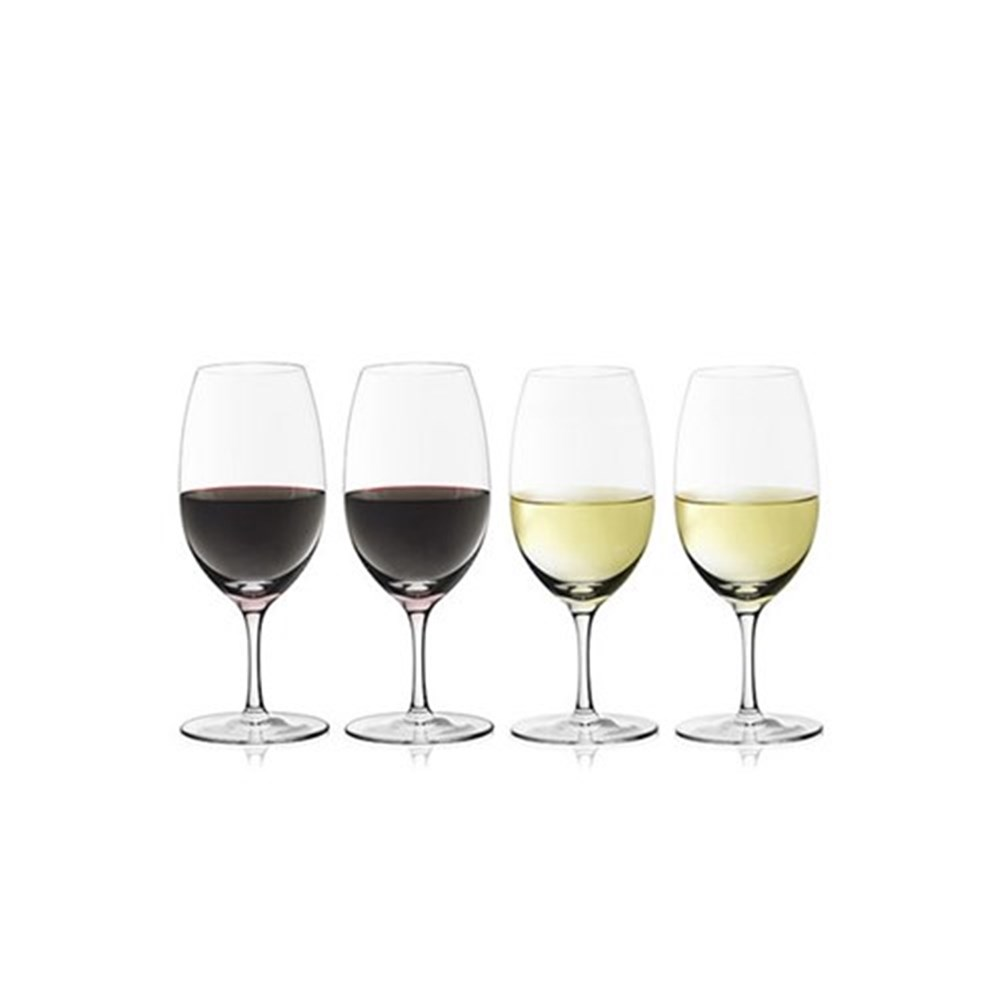 Plumm Outdoors Red or White Wine Glass 463ml Set of 4