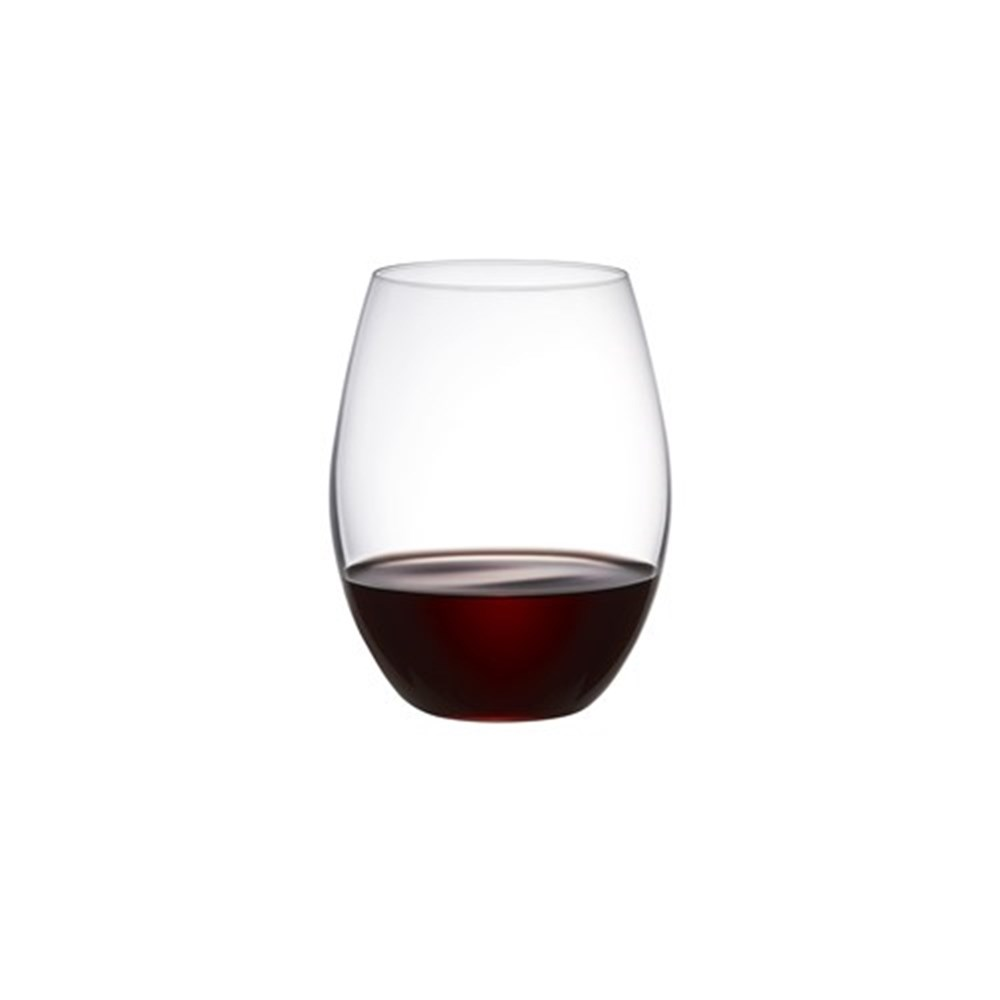 Plumm Vintage Stemless Red+ Wine Glass 610ml Set of 4