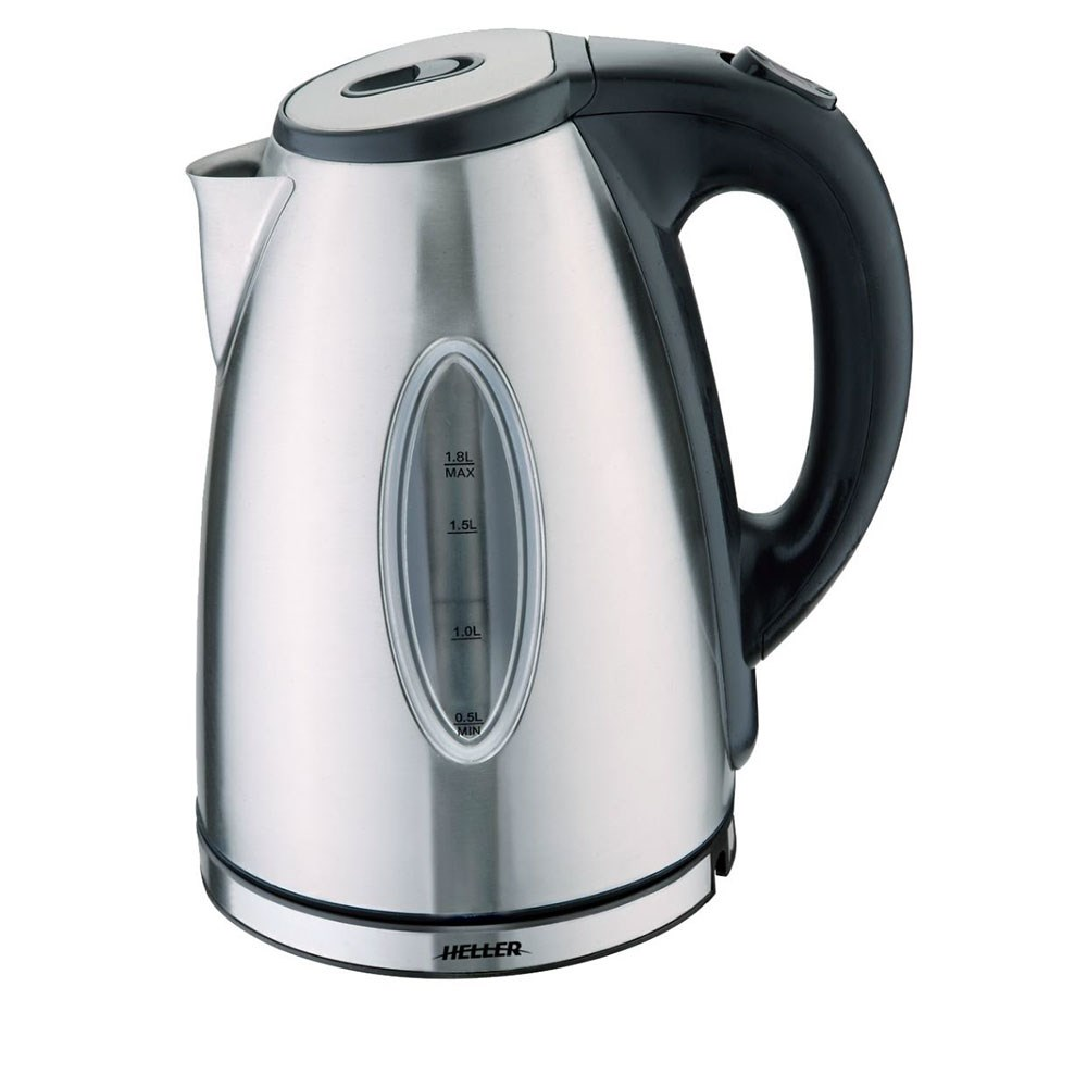 Heller Professional Stainless-Steel Kettle 1.8L