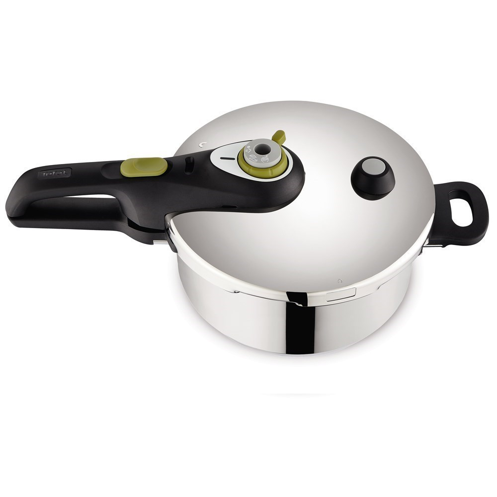 Tefal Secure 5 Neo Stainless Steel Pressure Cooker 6L