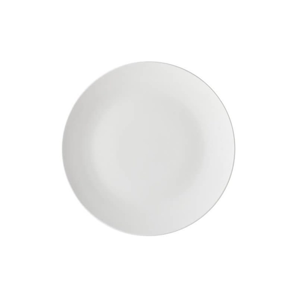 Maxwell & Williams White Basics Coupe Entre Plate 23cm