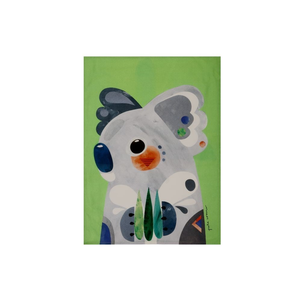 Maxwell & Williams Pete Cromer Koala Tea Towel 50 x 70cm