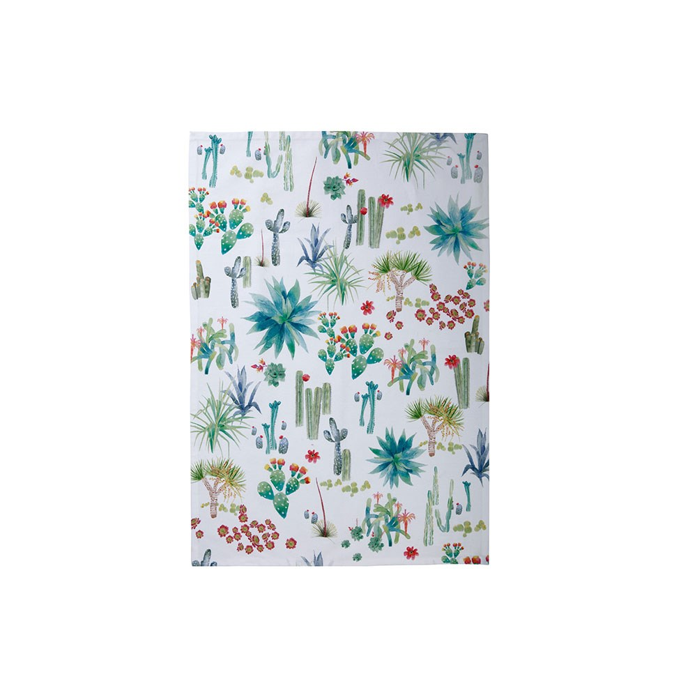Maxwell & Williams Royal Botanic Garden Tea Towel Arid Garden 50x 70cm