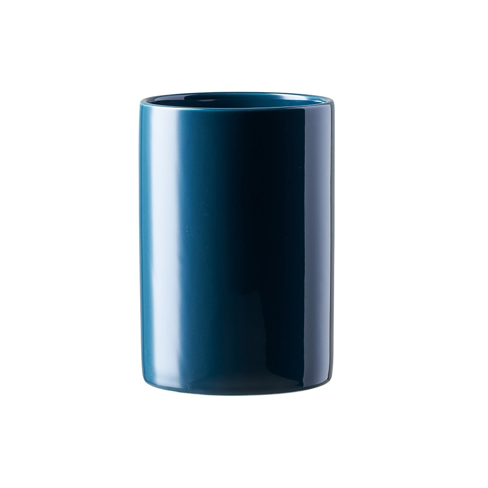 Maxwell & Williams Epicurious Utensil Holder Gift Boxed Teal