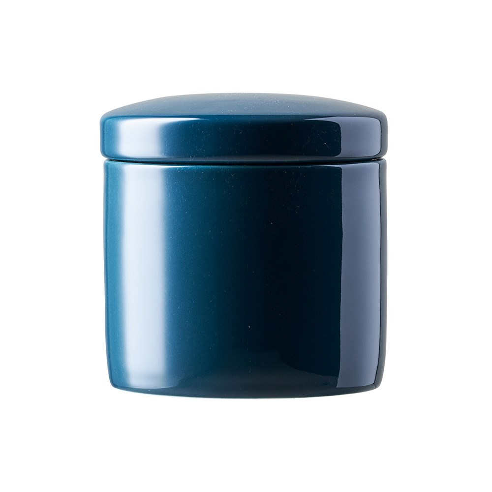 Maxwell & Williams Epicurious Canister Gift Boxed 600ml Teal