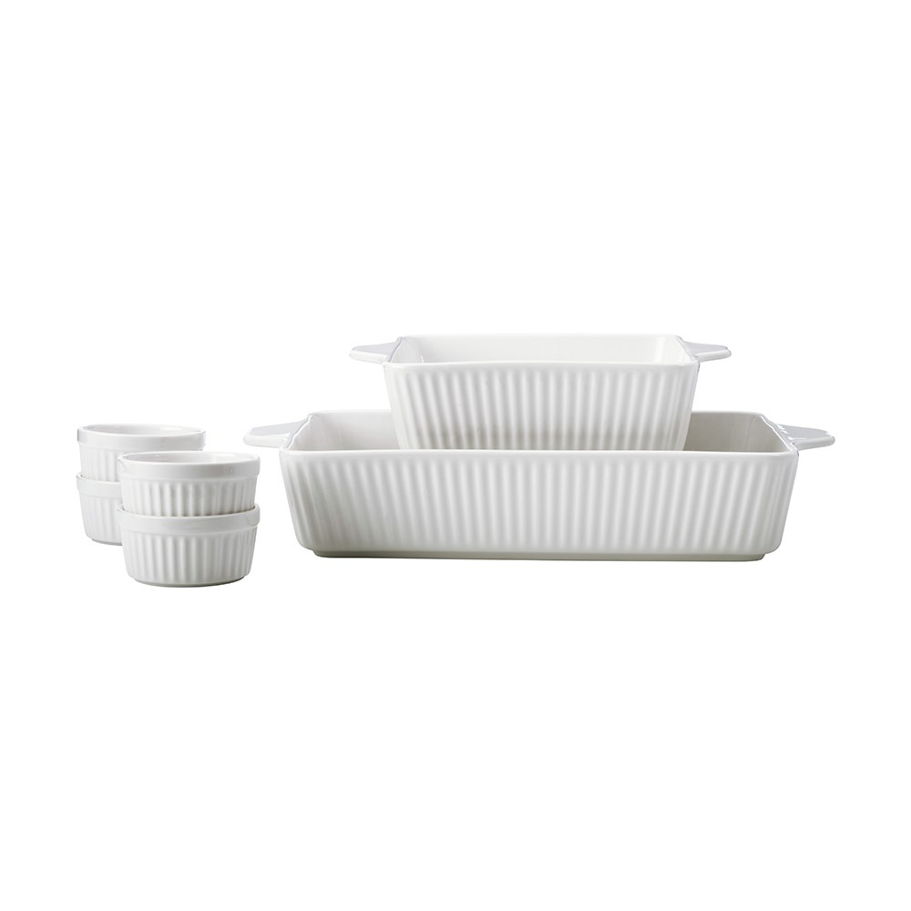 Maxwell & Williams Radiance 6 Piece Bakeware Set Gift Boxed