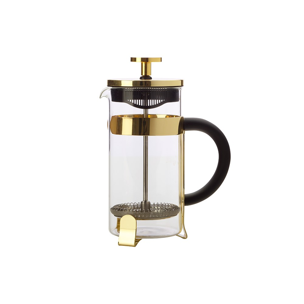 Maxwell & Williams Blend Plunger Gift Boxed 350ml Gold