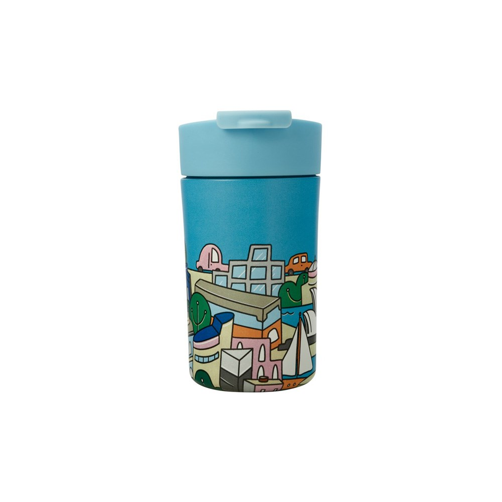 Maxwell & Williams Megan McKean Cities Double Wall Insulated Cup 350ml Sydney