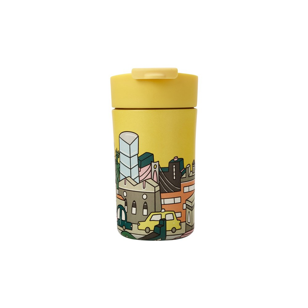Maxwell & Williams Megan McKean Cities Double Wall Insulated Cup 350ml New York