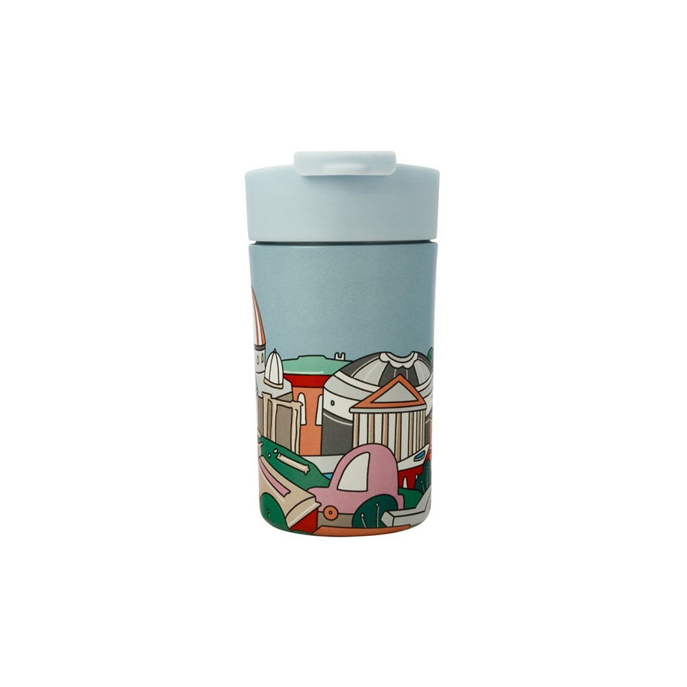 Maxwell & Williams Megan McKean Cities Double Wall Insulated Cup 350ml Rome