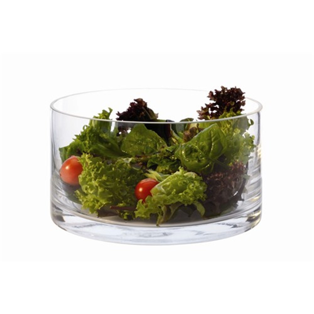Maxwell & Williams Diamante 22cm Cylindrical Salad Bowl
