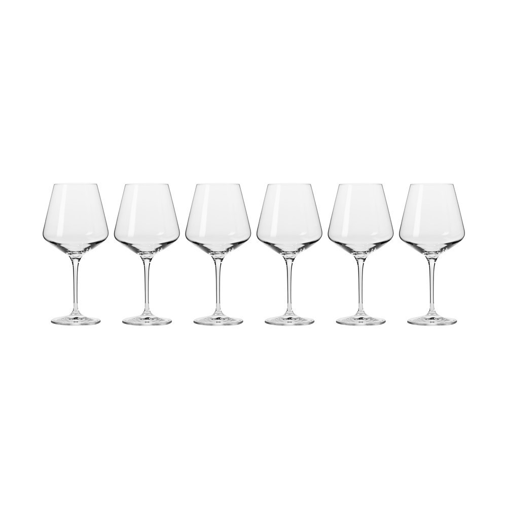 Krosno Avant-Garde Wine Glass 460ml Set of 6