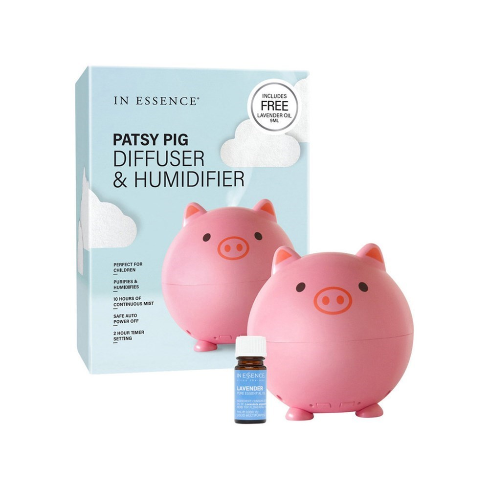 In Essence Animal Diffuser & Humidifier Patsy Pig