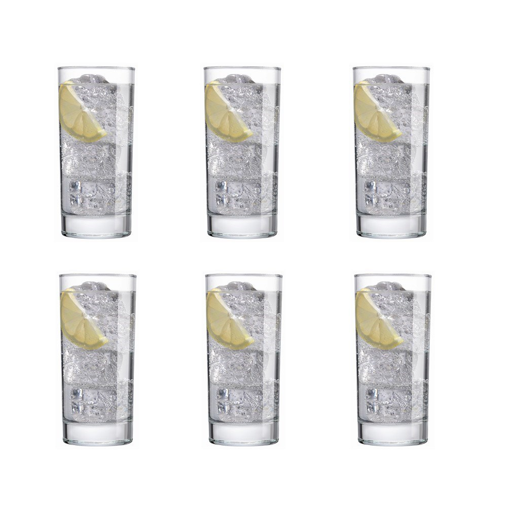 Cellar Tonic Highball Glasses 450ml Set of 6