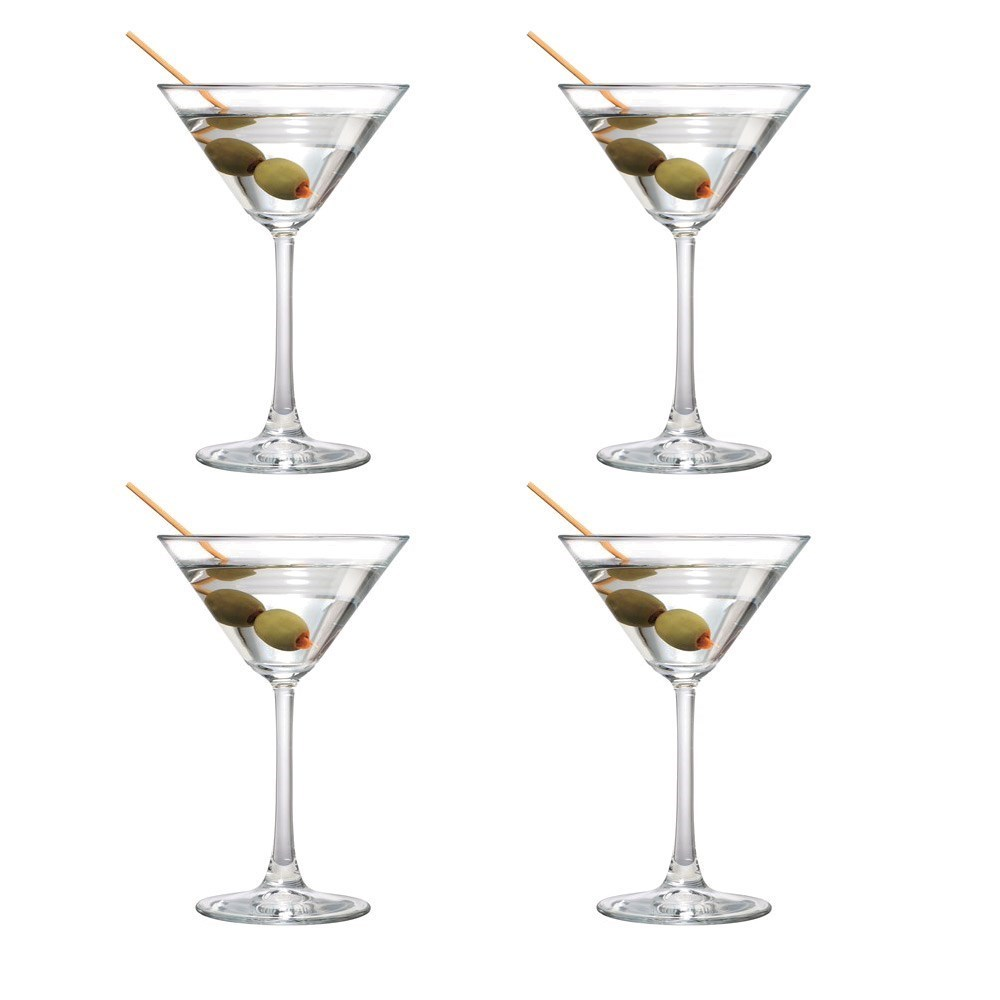 Cellar Tonic Martini Glass 290ml Set of 4