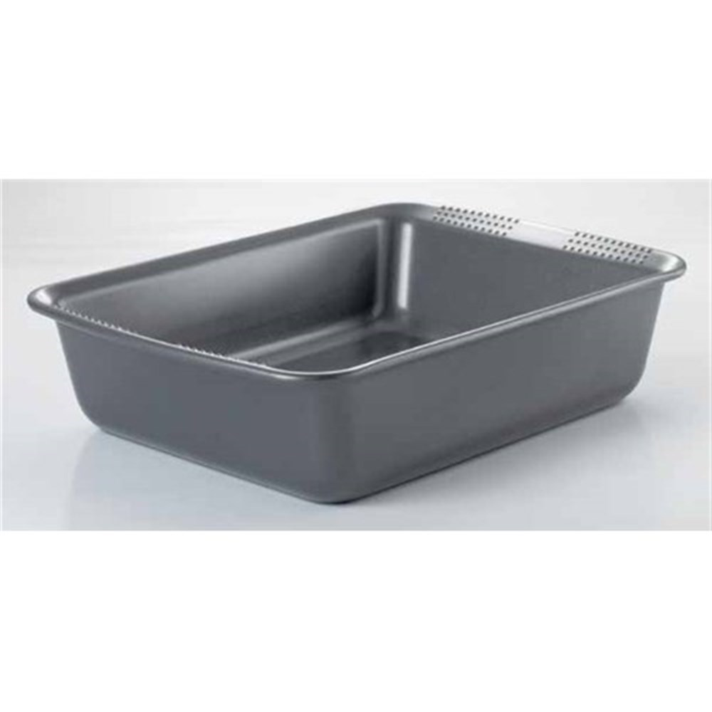 Soffritto Commercial Rectangular Cake Pan 30 x 24cm