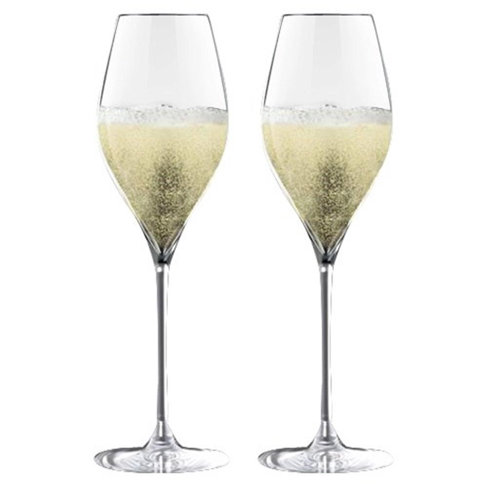 Cellar Premium Prosecco Glasses 320ml Set of 2