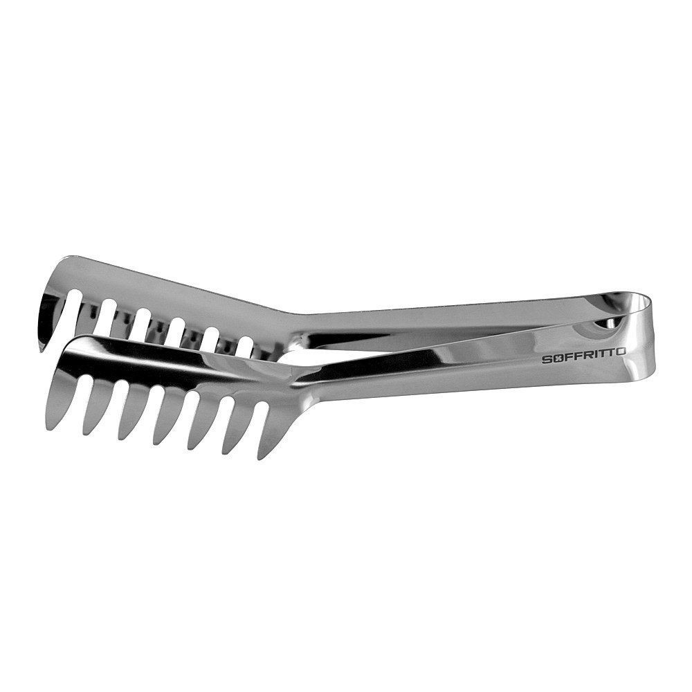 Soffritto A Series Stainless Steel Pasta Tong