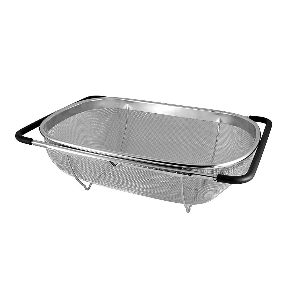 Soffritto A Series Stainless Steel Over Sink Strainer