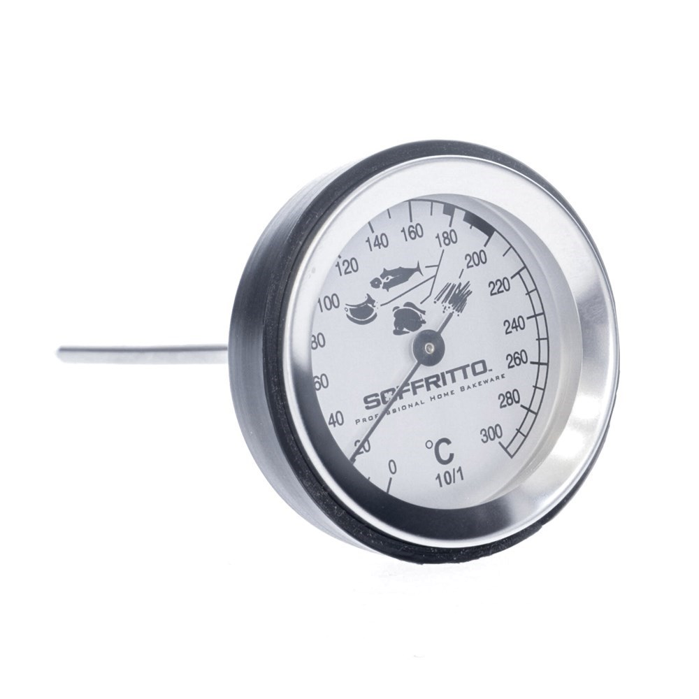 Soffritto Professional Bake Christmas Roast Thermometer