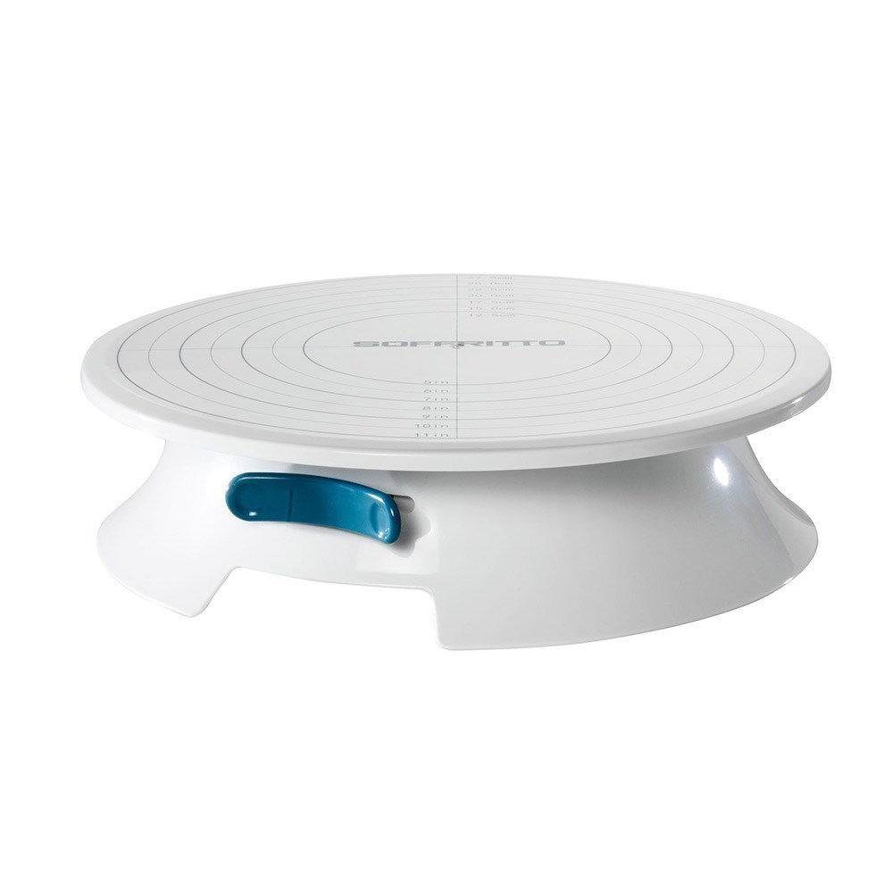 Soffritto Professional Bake Cake Turntable 30cm