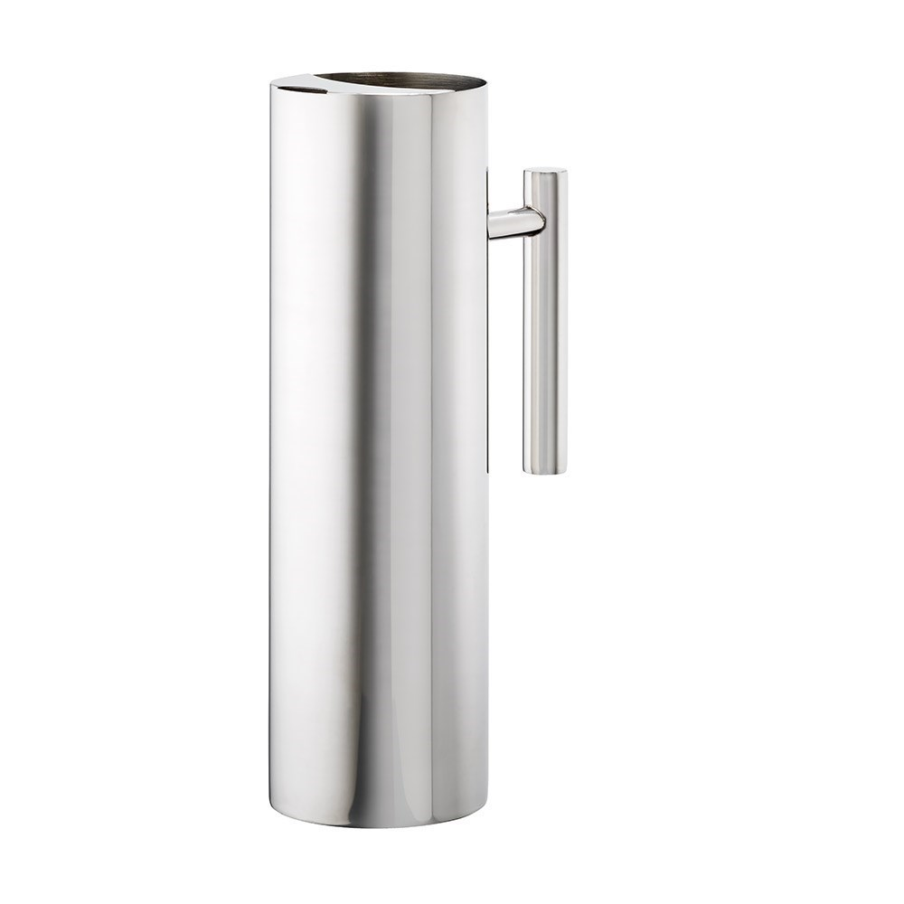 Cellar Stainless Steel Water Pitcher 1.8L Silver