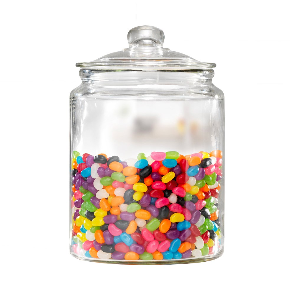 Ambrosia Cookie Jar Glass Canister 5.7L