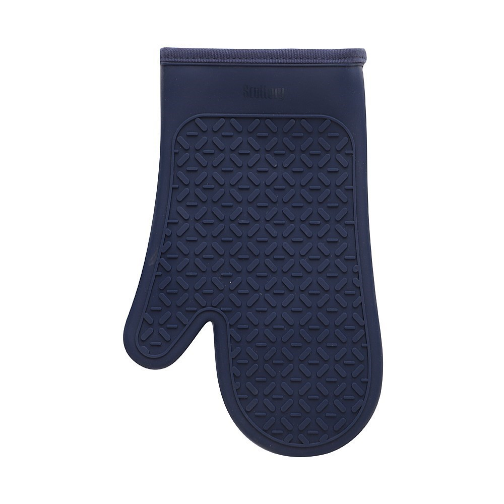 Scullery Kolori Silicone Oven Glove Navy