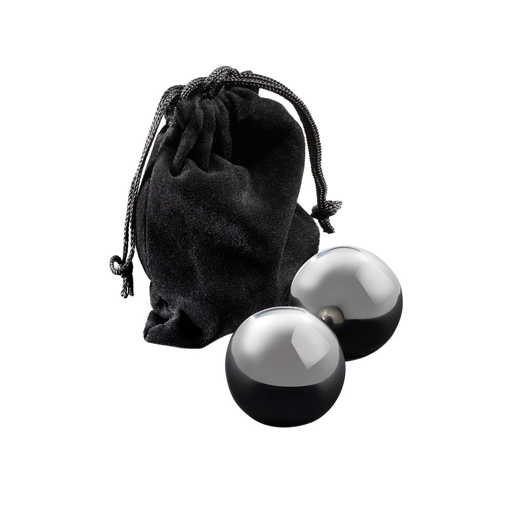 Cellar Premium Stainless Steel Drink Chilling Balls Set of 2