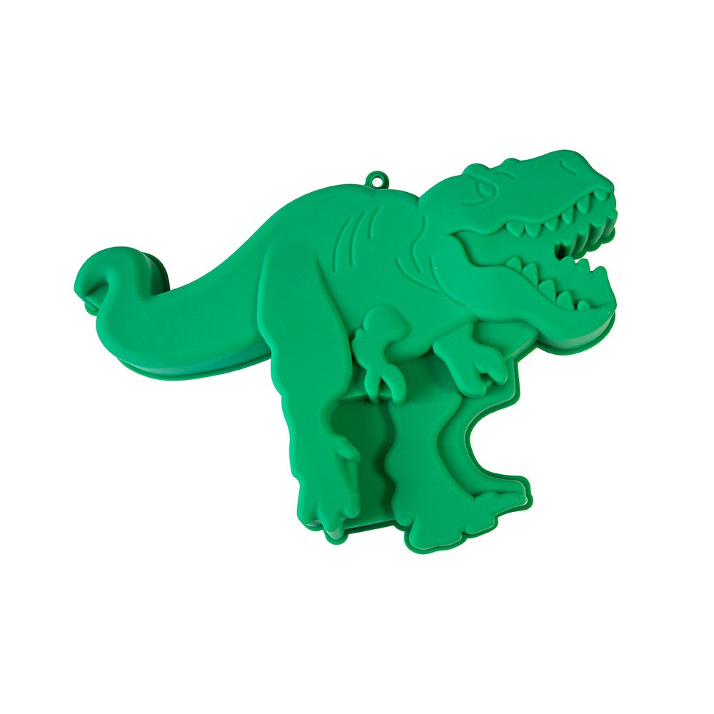 Soffritto Professional Bake Novelty Silicone Cake Pan Dinosaur