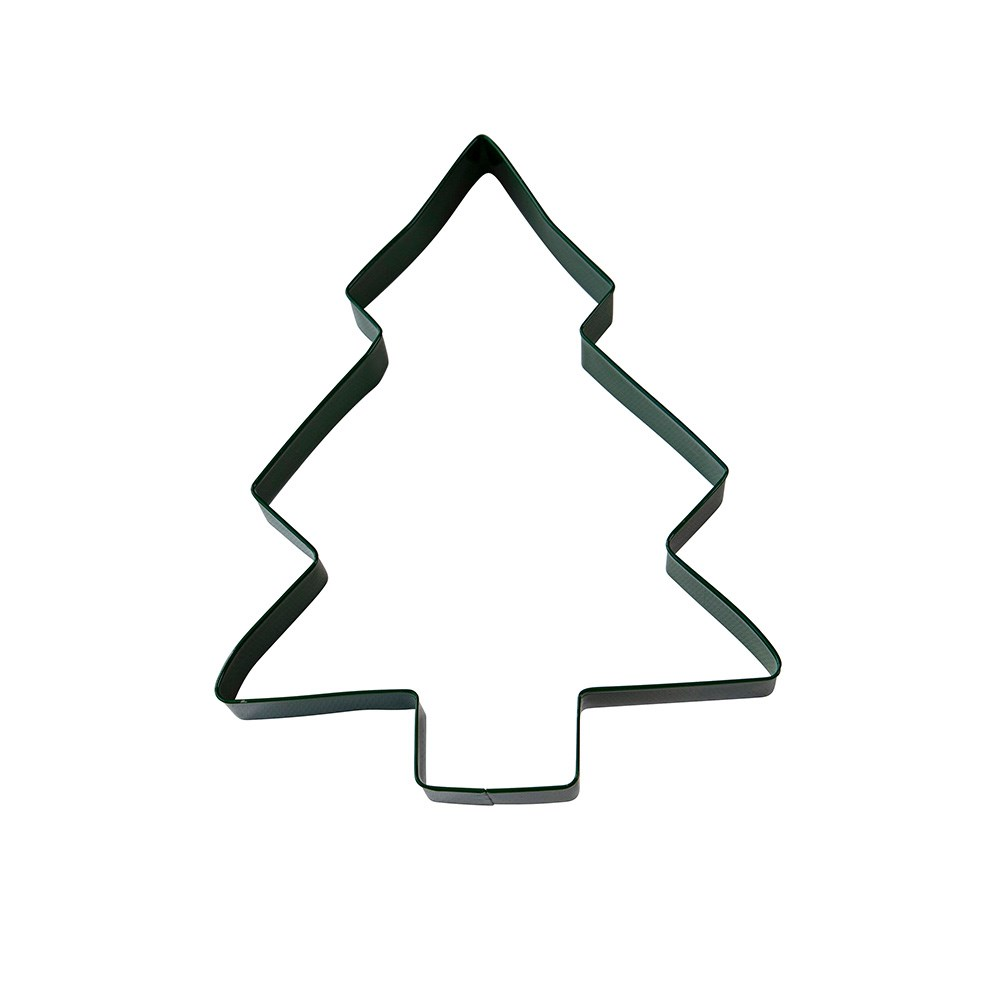 Soffritto Professional Bake Giant Christmas Tree Cookie Cutter 20cm