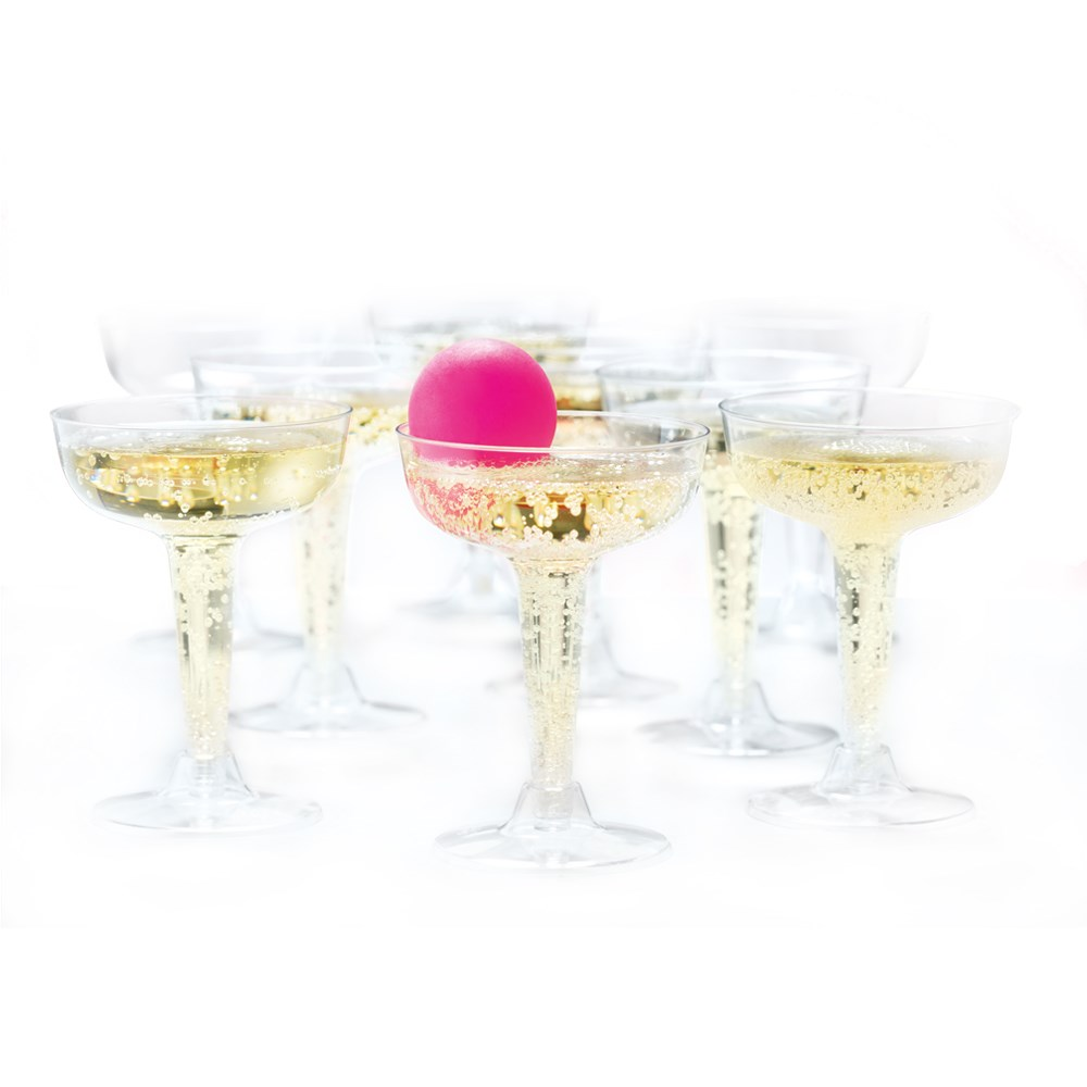 Cellar Celebration Prosecco Pong Drinking Game