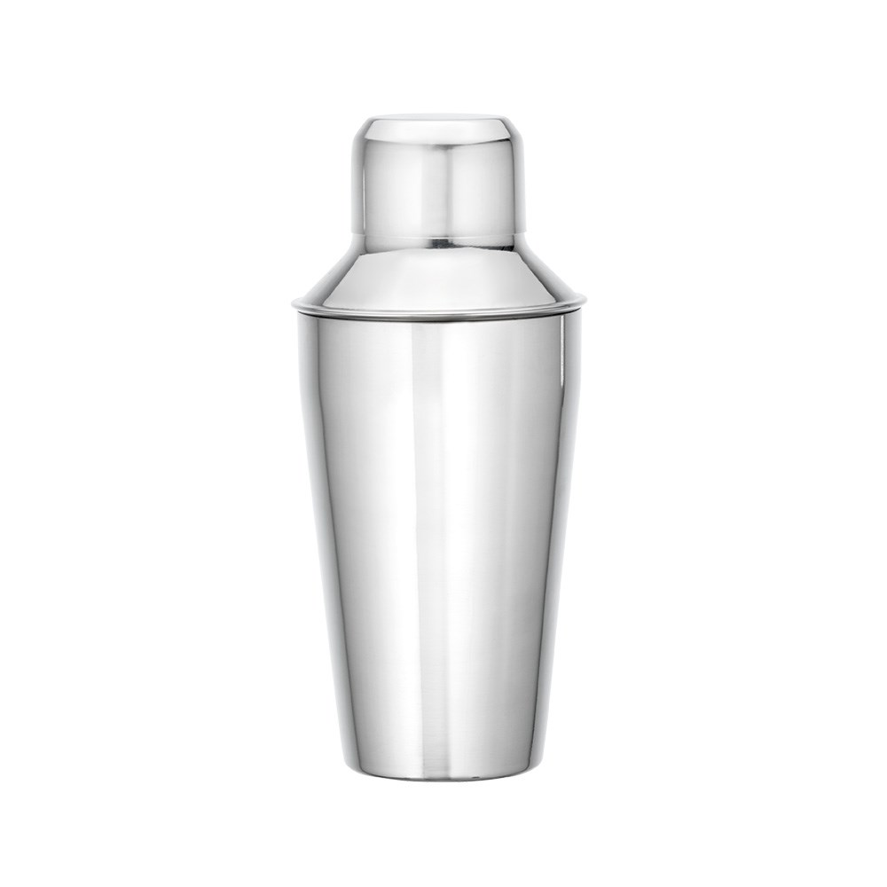 Cellar Tonic Stainless Steel Cocktail Shaker Silver