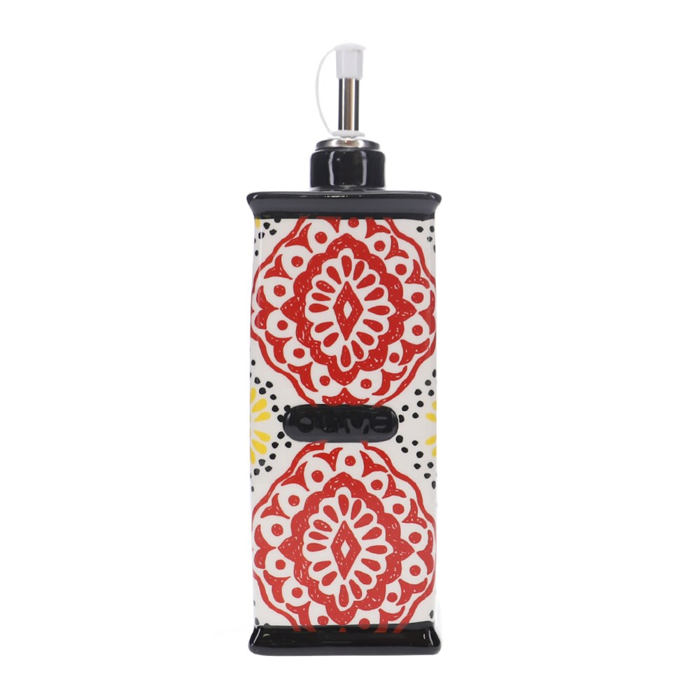 Ambrosia Aya II Dolomite Oil Bottle Burnt Red 500ml