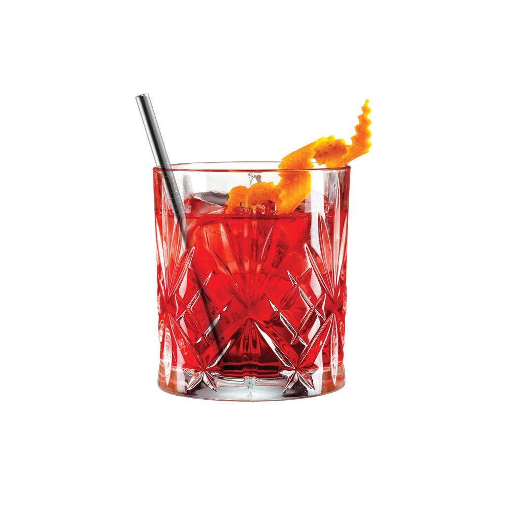 Soffritto A Series Cocktail Straws Set Of 6