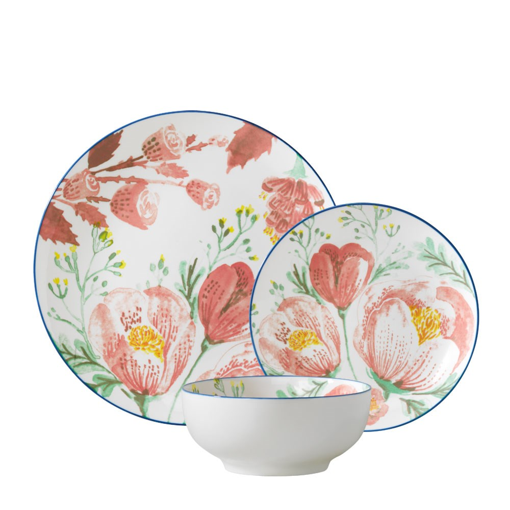 Ambrosia Marlo Dinner Set 12 Piece