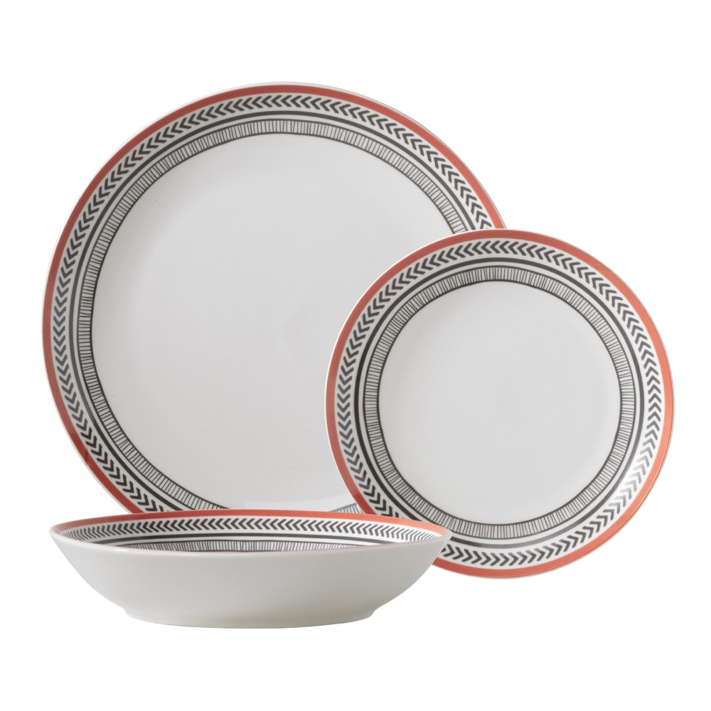Ambrosia Bodhi Dinner Set 12- Piece