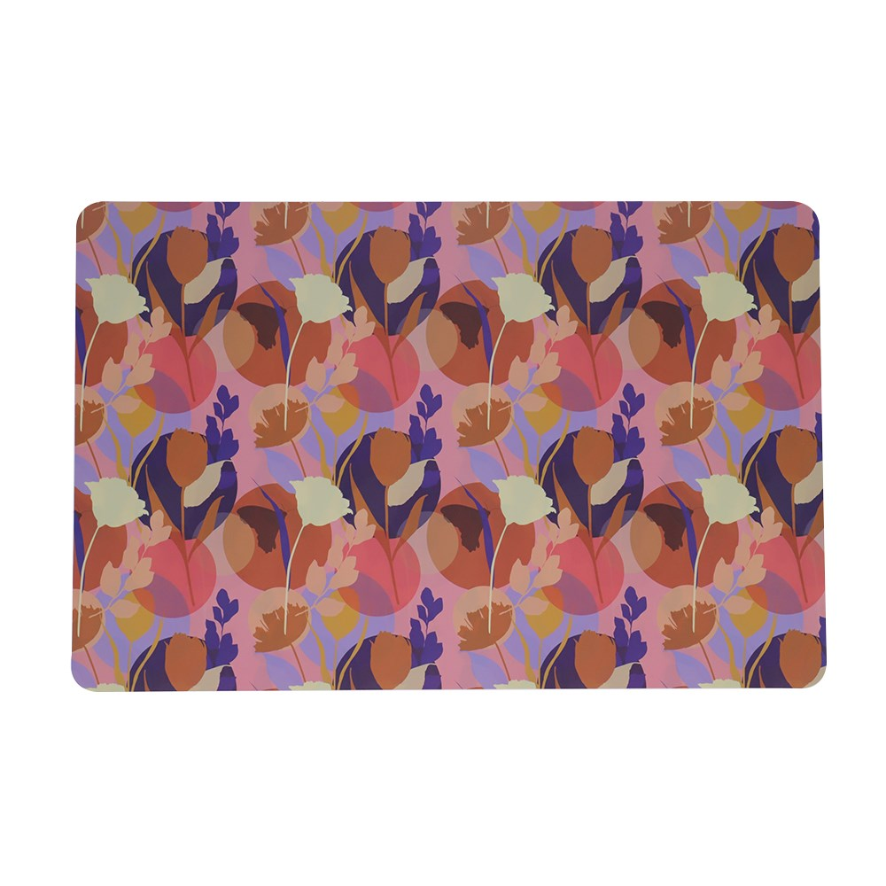 Ambrosia Gather Set of 4 Placemats Leaf