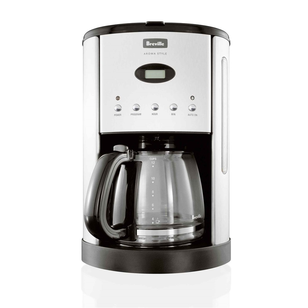Breville Aroma Style Electronic Drip Coffee Machine
