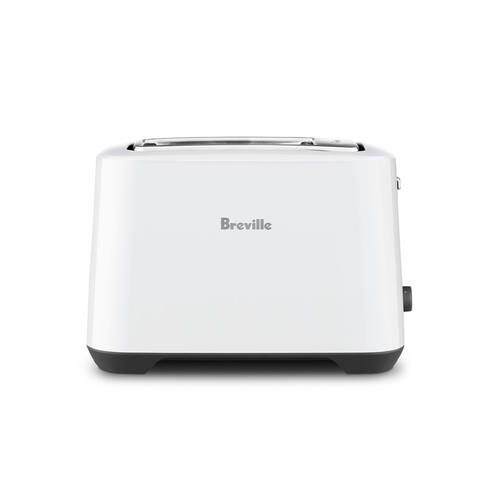 Breville The Lift & Look 2 Slice White Toaster