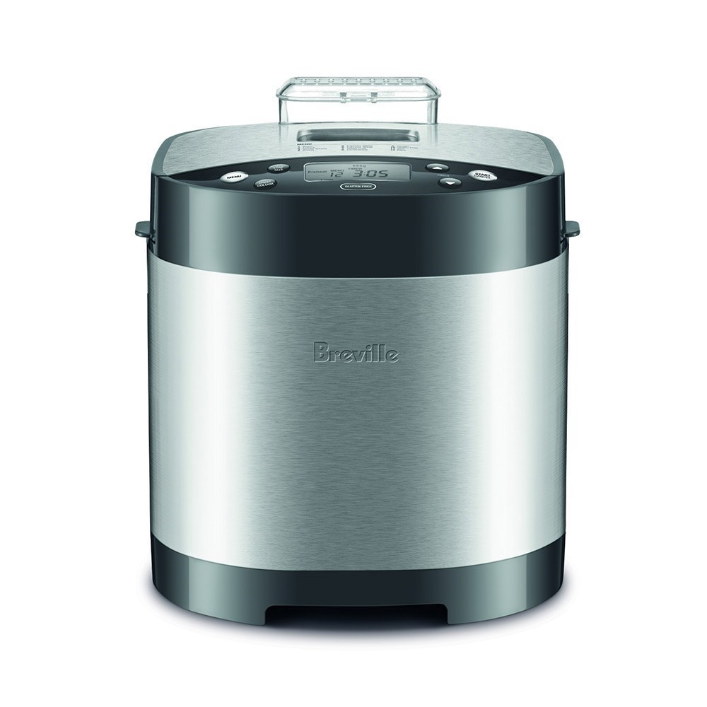 Breville Stainless Steel The Bread Maker 35.4 x 33 x 35.2cm Black