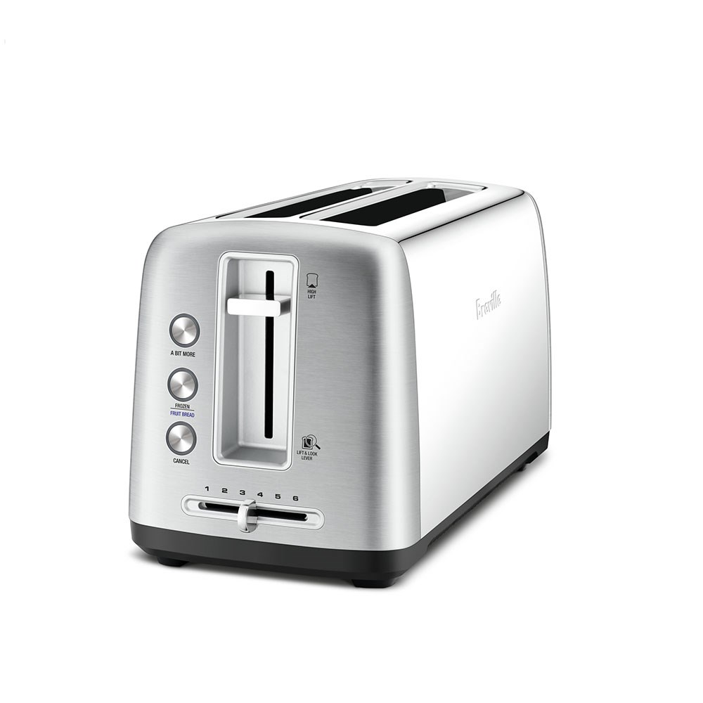 Breville The Toast Control Long 4 Slice Toaster