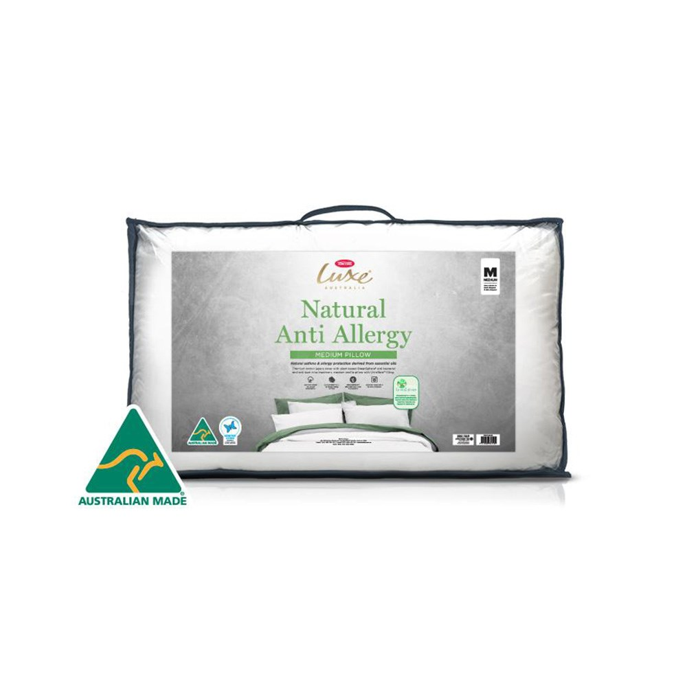 Tontine Luxe Natural Anti Allergy Pillow