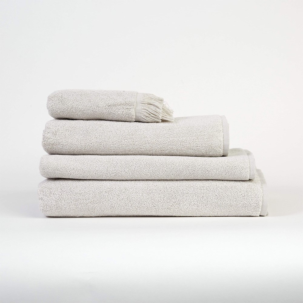 Neale Whitaker Hand Towel Oyster