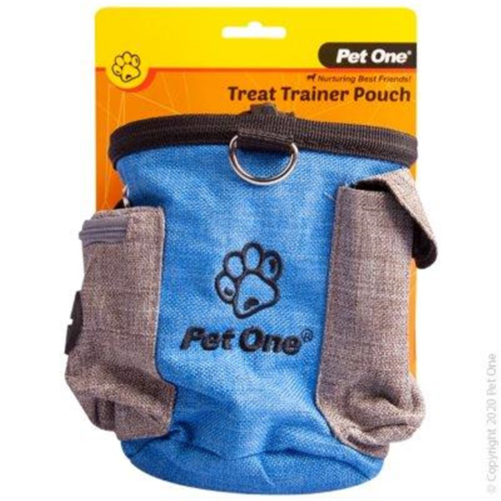 Pet One Dog Treat Trainer Pouch