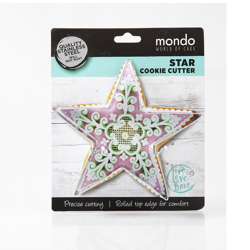 Mondo Star Cookie Cutter