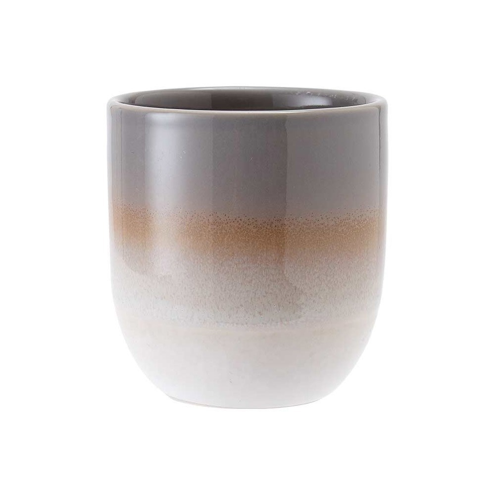 Ladelle Caf Stoneware Ombre Grey Tumbler 300ml