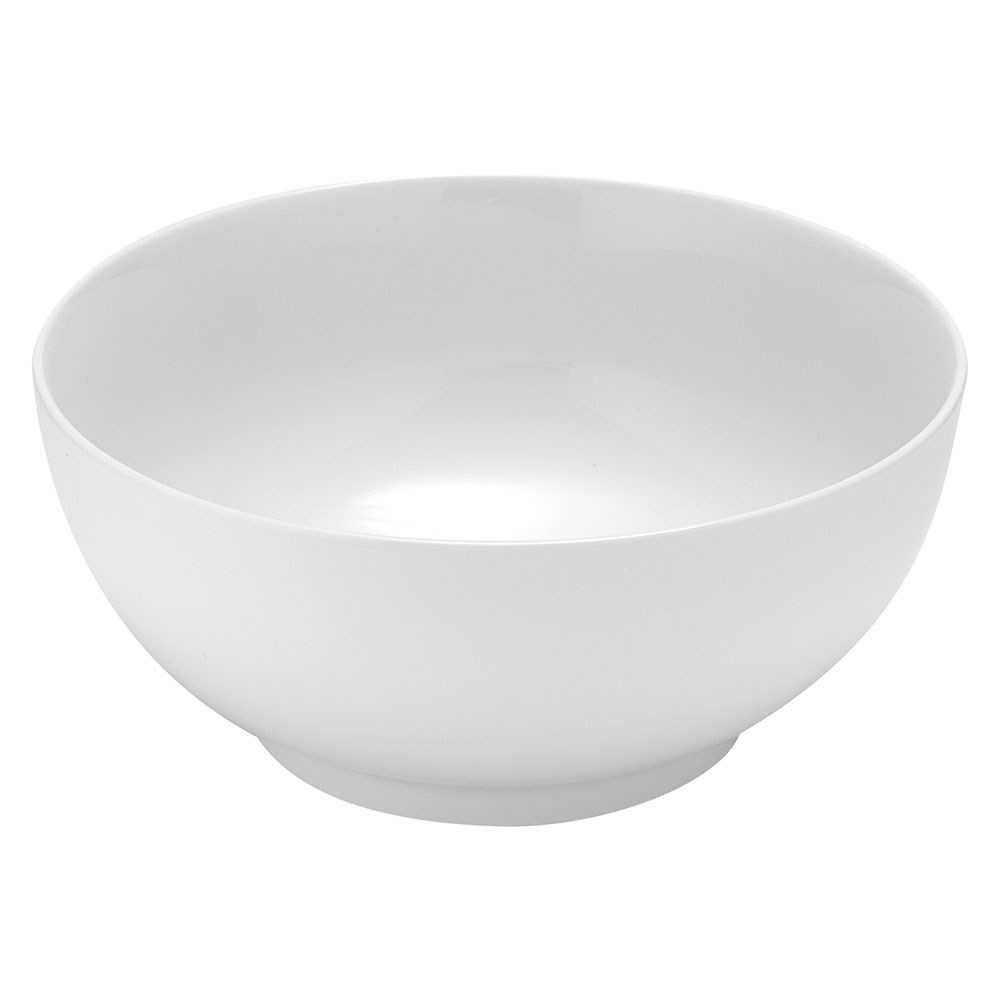 Ladelle Classica Porcelain Salad Bowl 30cm White
